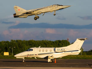 T7-PET - Private Embraer EMB-500 Phenom 100