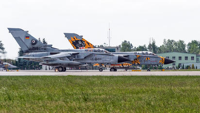 46+56 - Germany - Air Force Panavia Tornado - ECR