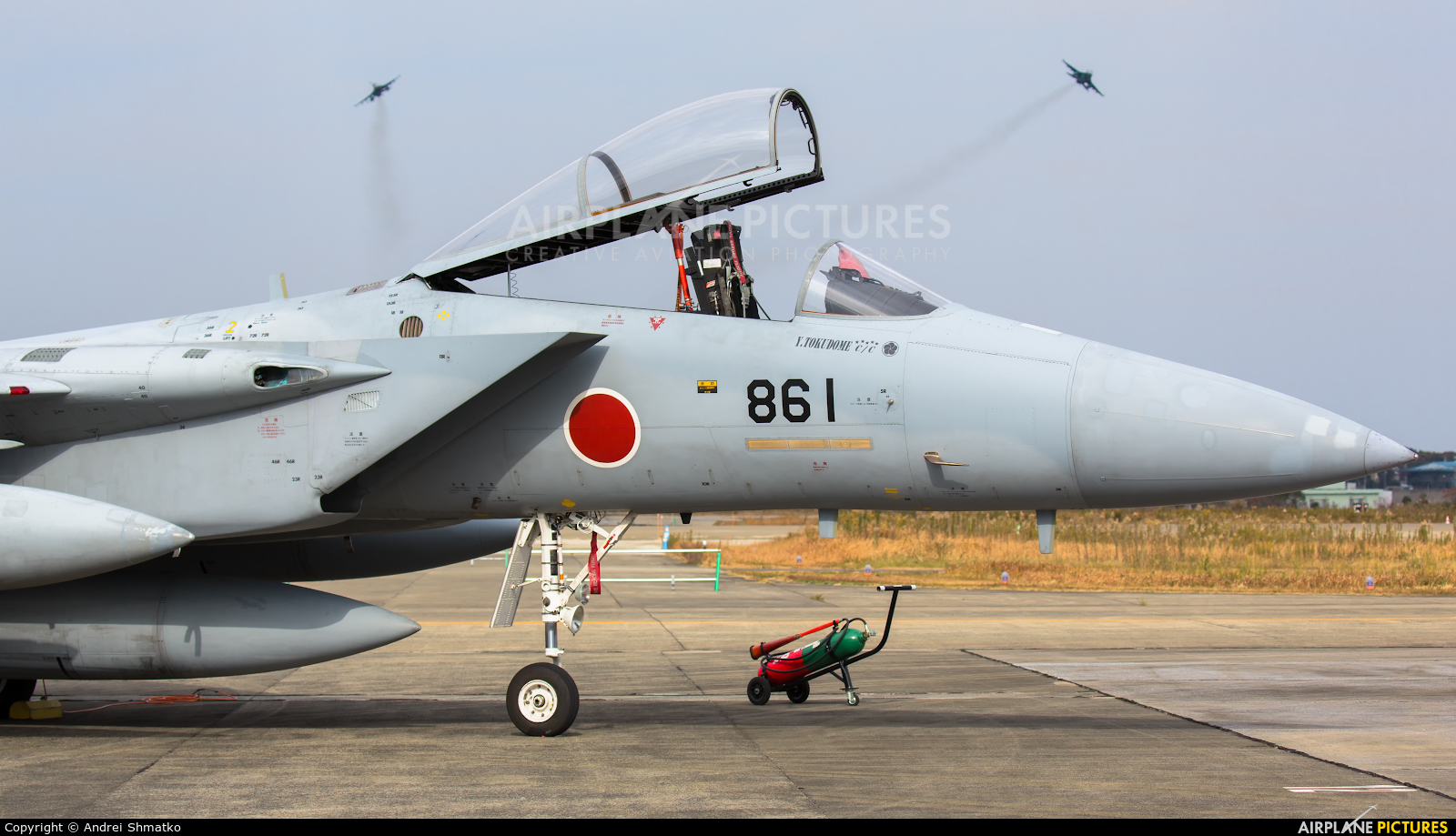 Japan - Air Self Defence Force 52-8861 aircraft at Tsuiki AB