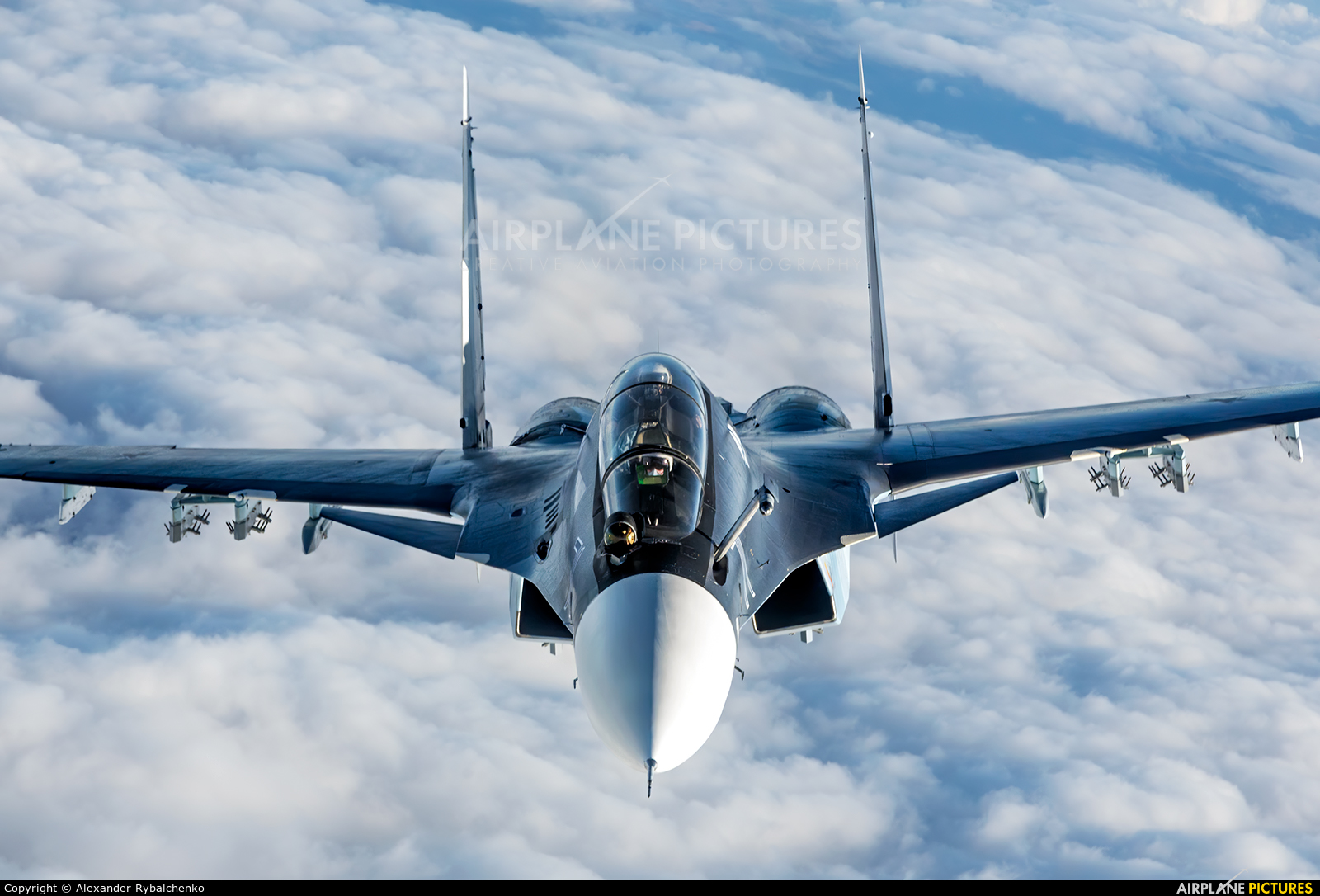 Russia - Navy RF-34009 aircraft at In Flight - Russia