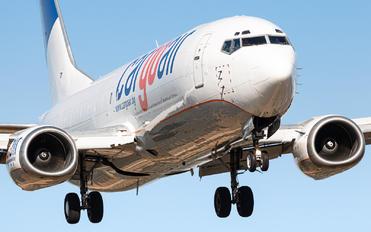 LZ-CGV - Cargo Air Boeing 737-400SF