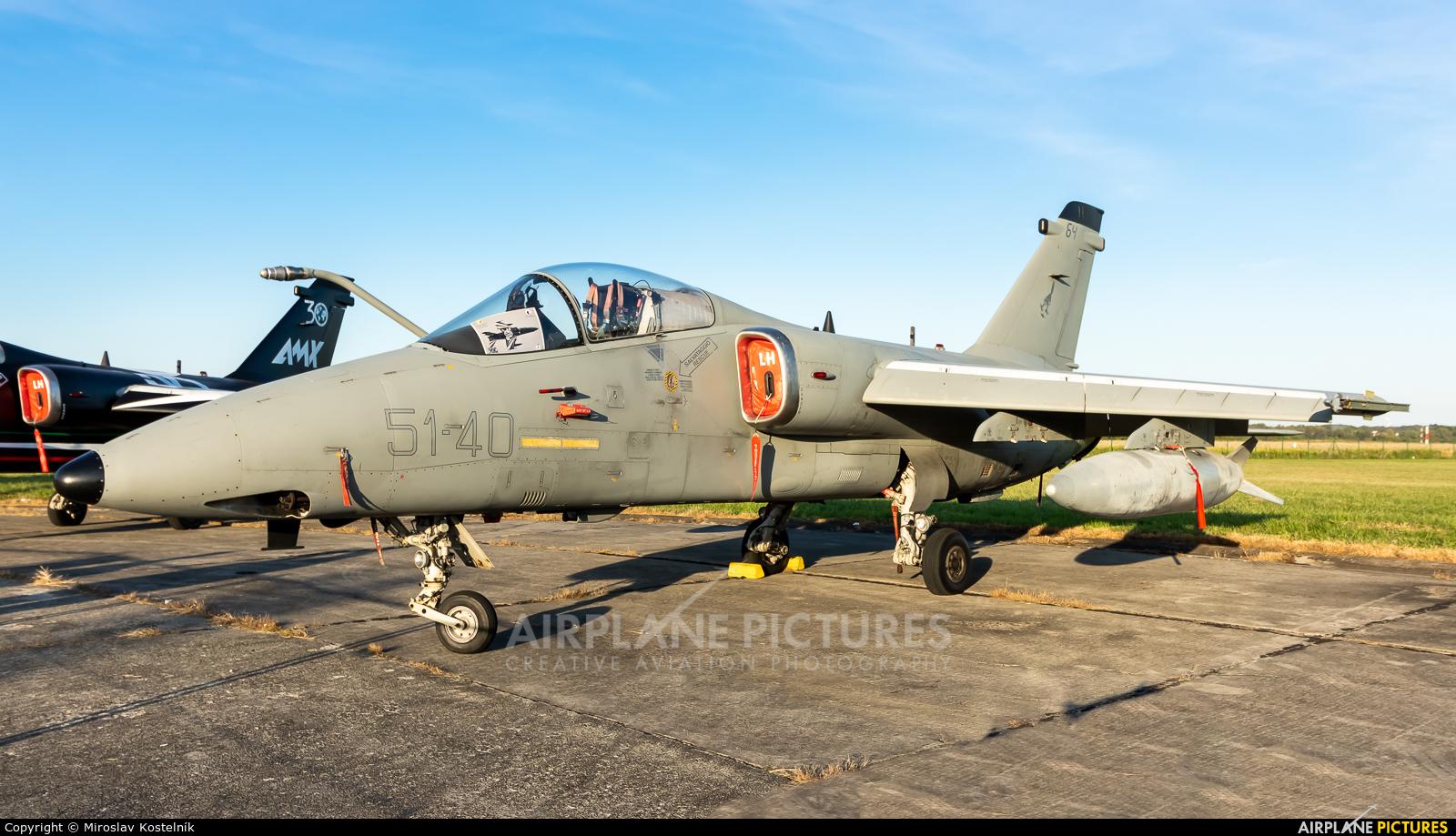 Italy - Air Force MM7164 aircraft at Ostrava Mošnov