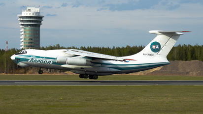 RA-76373 - Alrosa Ilyushin Il-76 (all models)