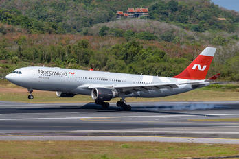VP-BUA - Nordwind Airlines Airbus A330-200