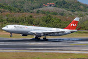 VP-BUA - Nordwind Airlines Airbus A330-200 aircraft