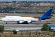AeroTrans Cargo Boeing 747F at Madrid Barajas title=