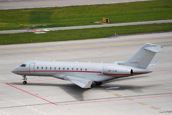 9H-VJW - Vistajet Bombardier BD-700 Global 6000