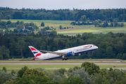 G-ZBJI - British Airways Boeing 787-8 Dreamliner aircraft