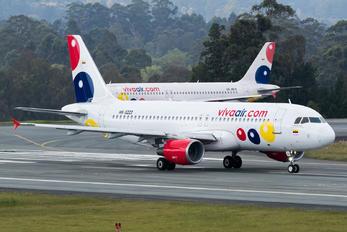 HK-5223 - Viva Air Airbus A320