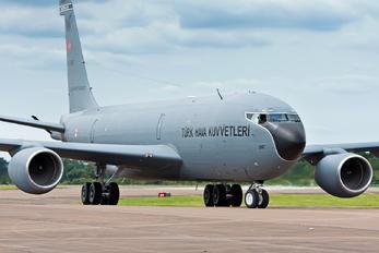 62-3567 - Turkey - Air Force Boeing KC-135R Stratotanker