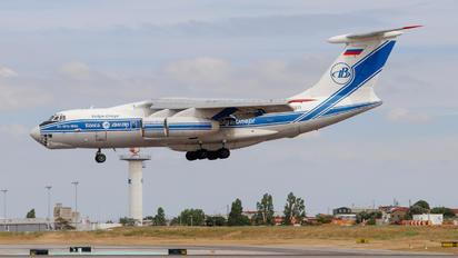 - Volga Dnepr Airlines Ilyushin Il-76 (all models)