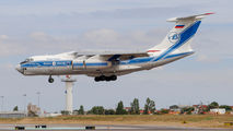 - Volga Dnepr Airlines Ilyushin Il-76 (all models) aircraft