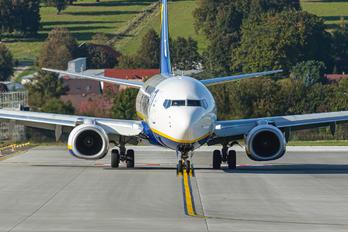 EI-GDA - Ryanair Boeing 737-8AS