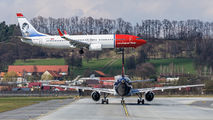 EI-FVR - Norwegian Air Shuttle Boeing 737-800 aircraft