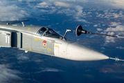 RF-33843 - Russia - Navy Sukhoi Su-24M aircraft