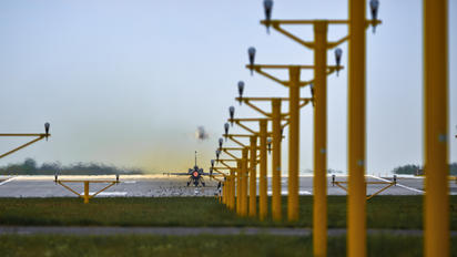 EPLK - - Airport Overview - Airport Overview - Runway, Taxiway