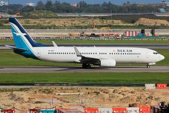 9V-MGF - SilkAir Boeing 737-800
