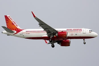 VT-EXP - Air India Airbus A320 NEO