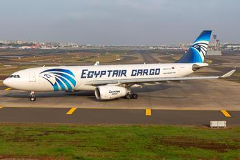 SU-GCJ - Egyptair Cargo Airbus A330-200F
