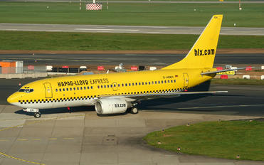 D-AGEN - Hapag Lloyd Express Boeing 737-700