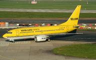 D-AGEN - Hapag Lloyd Express Boeing 737-700 aircraft