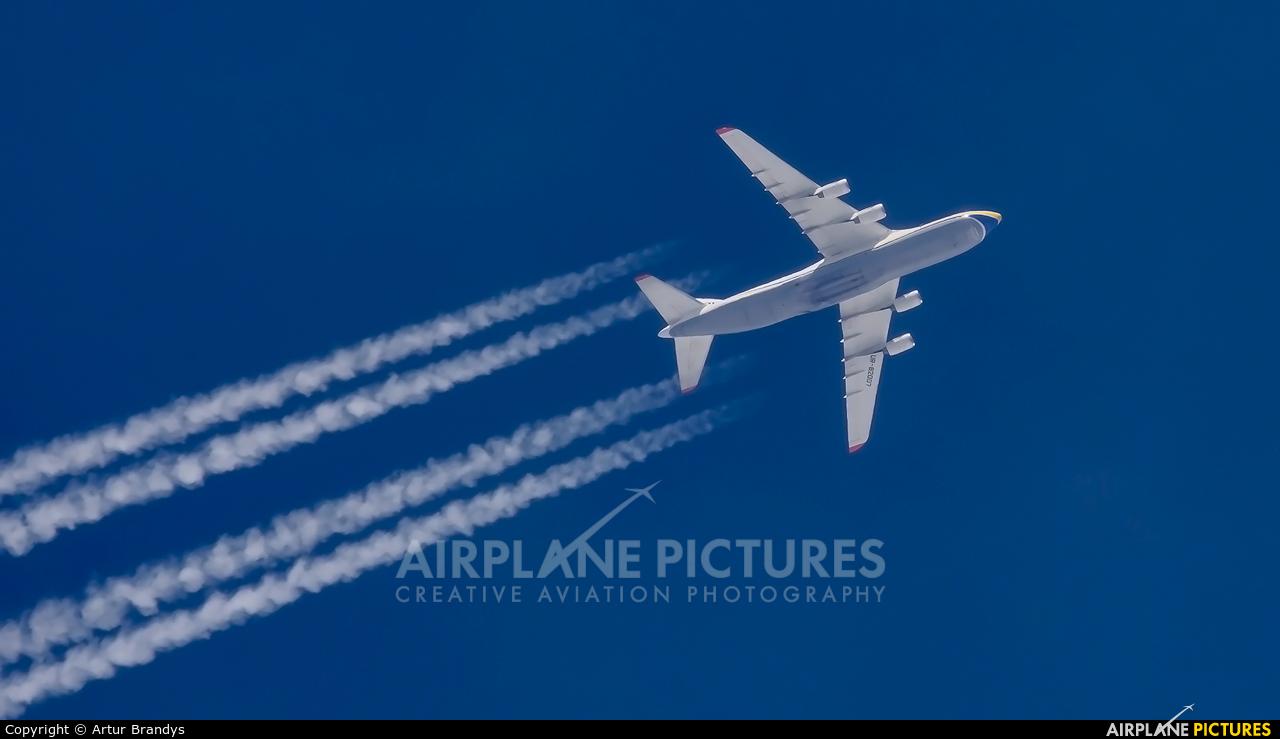 Antonov Airlines /  Design Bureau UR-82007 aircraft at In Flight - Poland