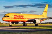 G-BMRG - DHL Cargo Boeing 757-200F aircraft