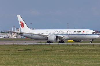 B-7879 - Air China Boeing 787-9 Dreamliner