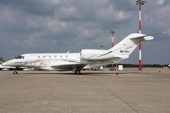 9H-ELI - Private Cessna 750 Citation X
