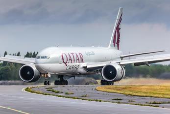 A7-BFK - Qatar Airways Cargo Boeing 777F