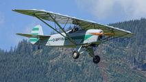 D-MPFW - Private Platzer Motte BR2 aircraft