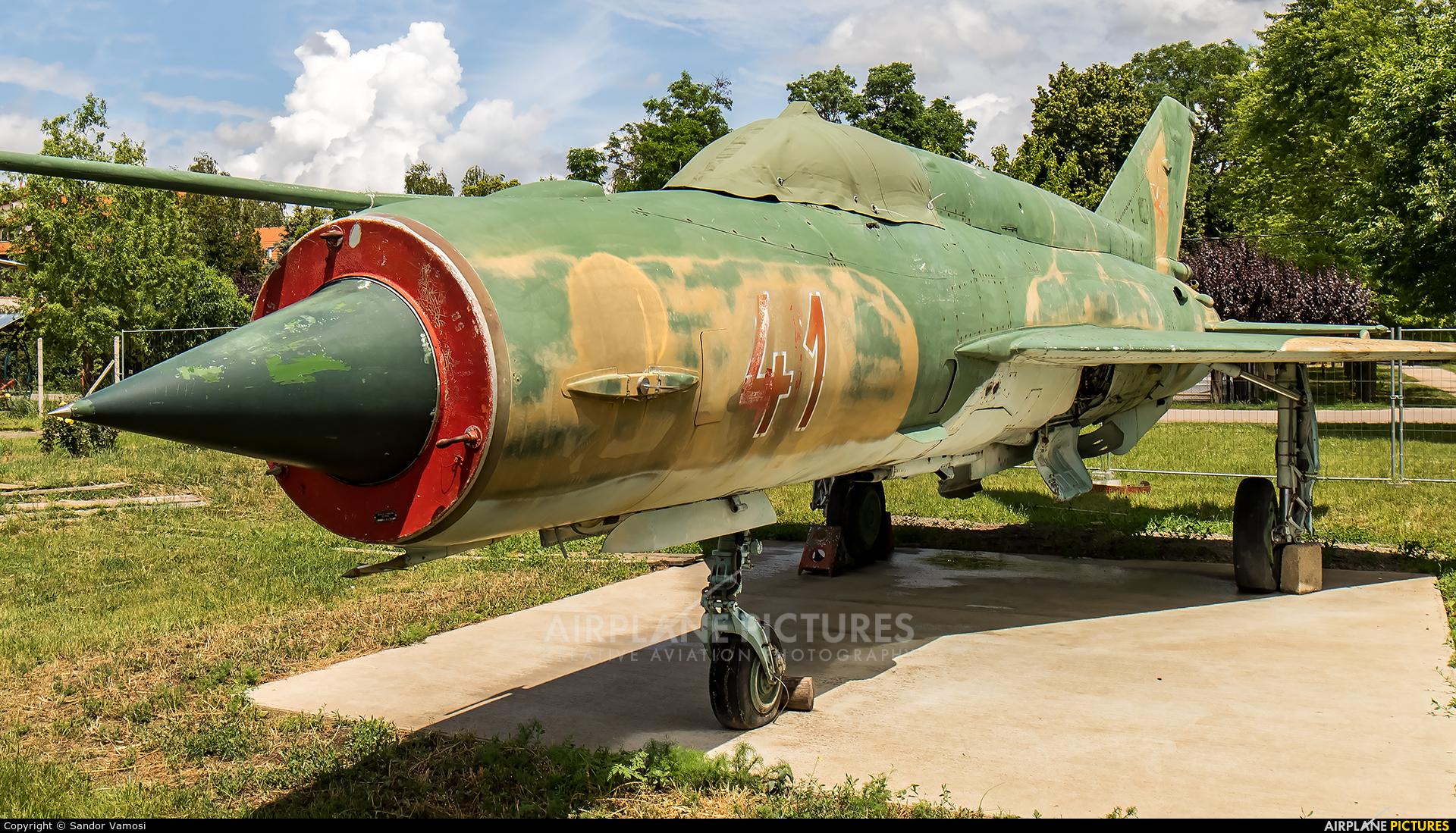 Hungary - Air Force 41 aircraft at Off Airport - Hungary