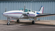 2-DOLU - Private Beechcraft 58 Baron aircraft