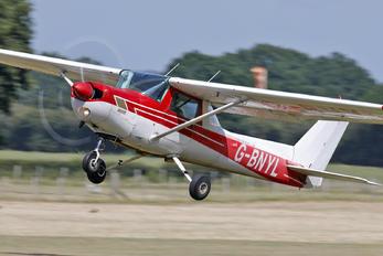 G-BNYL - Private Cessna 152