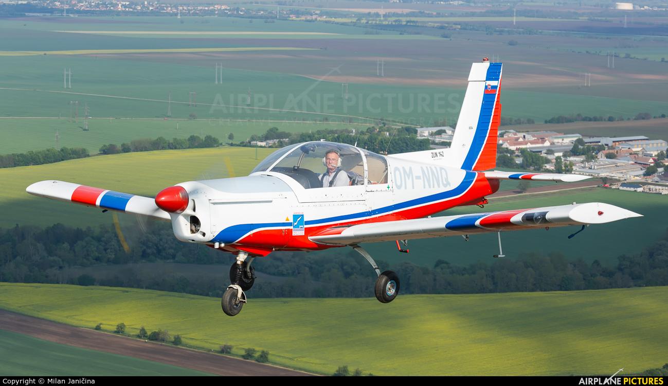 Aeroklub Bratislava OM-NNQ aircraft at In Flight - Slovakia