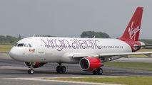 EI-EZW - Virgin Atlantic Airbus A320 aircraft