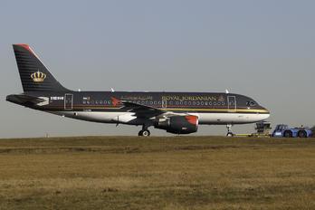 EI-EZD - Royal Jordanian Airbus A319