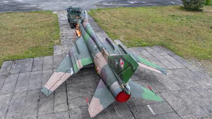 3620 - Poland - Air Force Sukhoi Su-22M-4