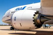 N787EX - ANA - All Nippon Airways Boeing 787-8 Dreamliner aircraft