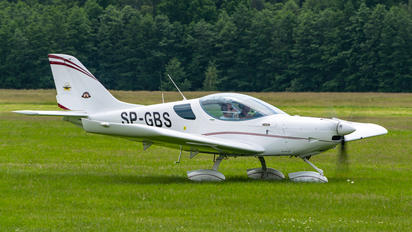 SP-GBS - Private Czech Sport Aircraft PS-28 Cruiser
