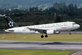 N195AV - Avianca Airbus A320
