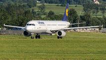 D-AIRT - Lufthansa Airbus A321 aircraft