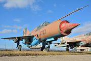 2707 - Slovakia -  Air Force Mikoyan-Gurevich MiG-21MF aircraft