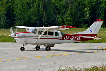 HA-BAQ - Private Cessna 206 Stationair (all models)