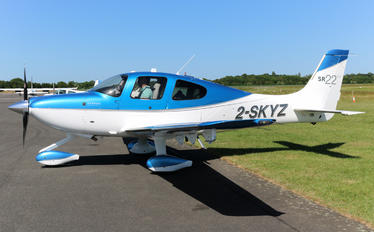 2-SKYZ - Private Cirrus SR22