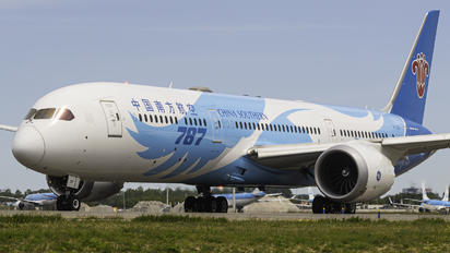 B-1297 - China Southern Airlines Boeing 787-9 Dreamliner