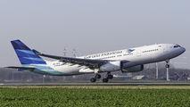 PK-GPN - Garuda Indonesia Airbus A330-200 aircraft
