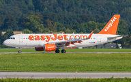 G-EZOI - easyJet Airbus A320 aircraft