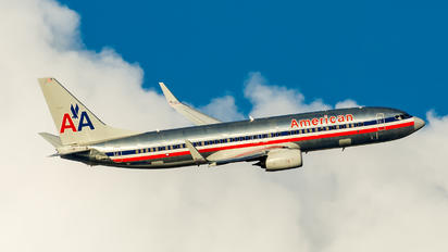 N804NN - American Airlines Boeing 737-800