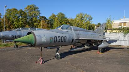 0308 - Czech - Air Force Mikoyan-Gurevich MiG-21PF